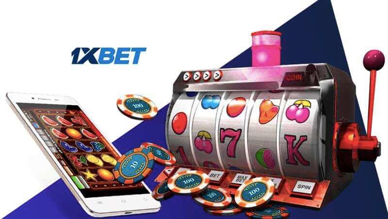 เล่น 1XBET Slot แบบแจ็คพ็อตแตกไม่มีหยุด